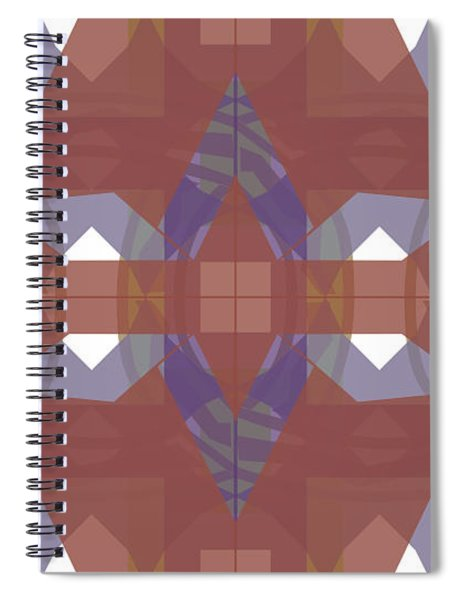 Pic8_coll1_14022018 Spiral Notebook