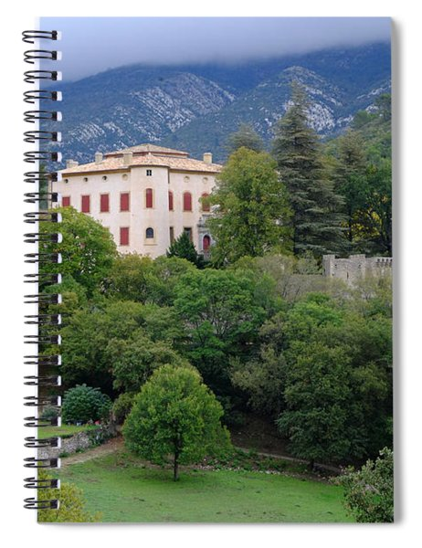 Picasso Castle Spiral Notebook
