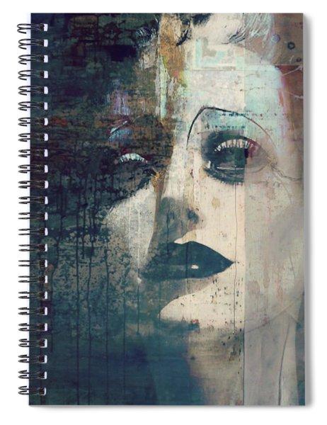 Piccola A Fragile  Spiral Notebook