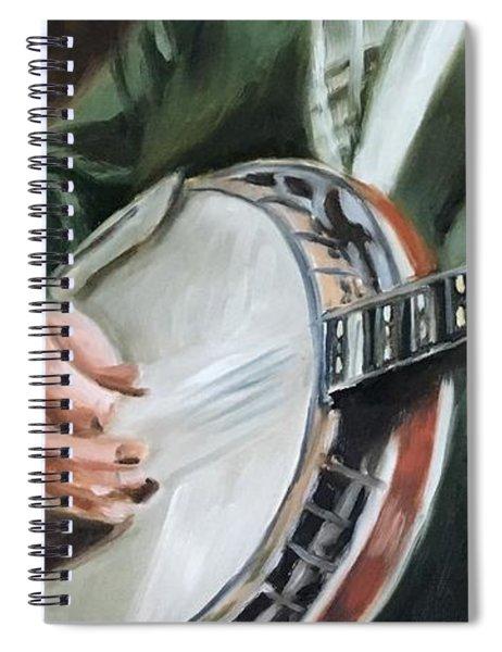 Pickin' Spiral Notebook
