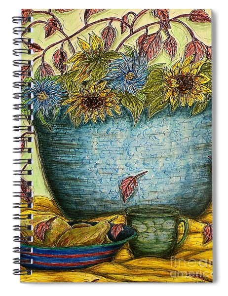 Picturesque Spiral Notebook