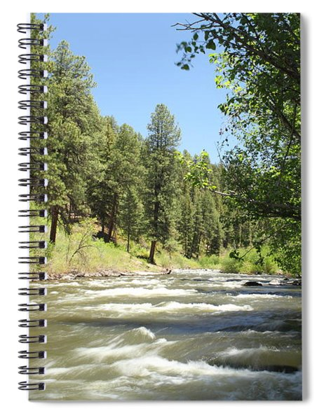 Piedra River Spiral Notebook