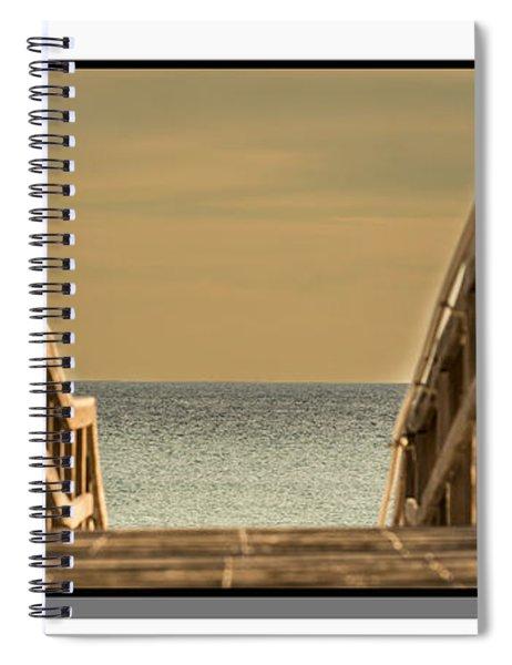 Pier One Spiral Notebook