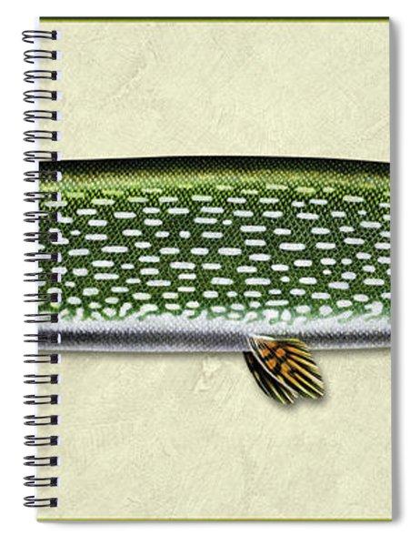 Pike Id Spiral Notebook
