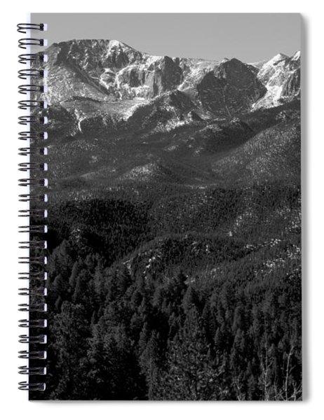 Pikes Peak Spring Spiral Notebook