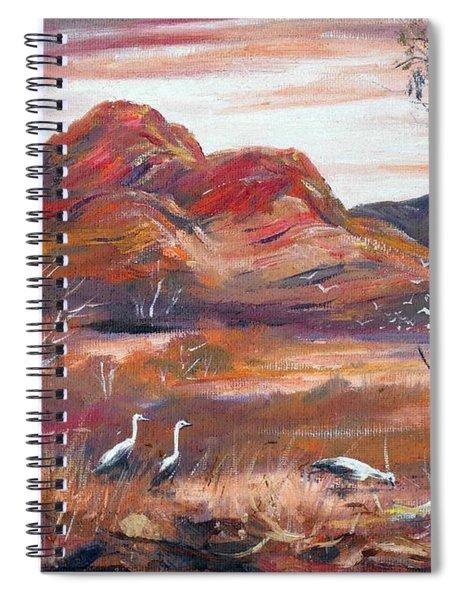 Pilbara, Outback, Western Australia, Spiral Notebook