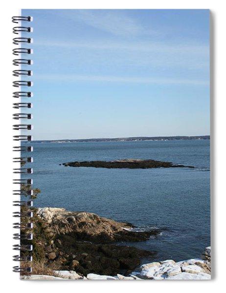 Pine Coast Spiral Notebook