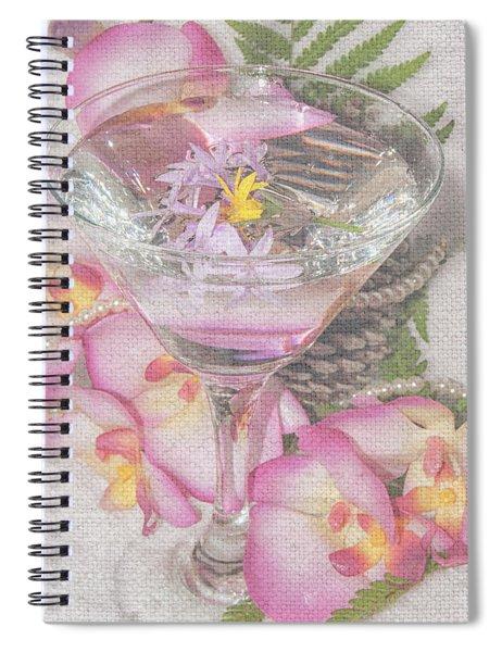 Pink Martini Spiral Notebook