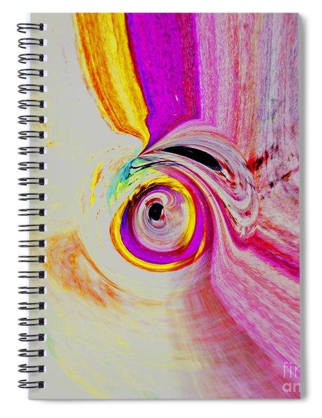 Pink Paradise Spiral Notebook