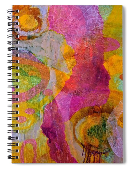 Pink Passion Spiral Notebook