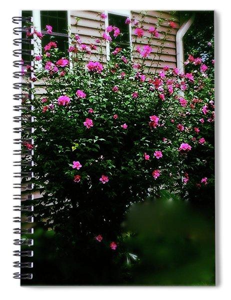 Pink Pizzazz Spiral Notebook