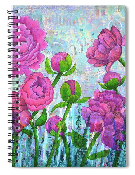 Pink Punch Spiral Notebook