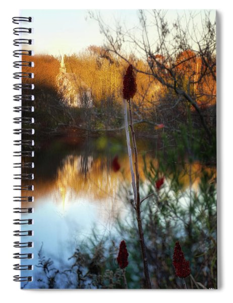Pishon Ferry Spiral Notebook