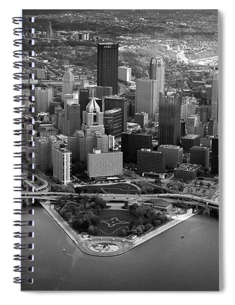 Pittsburgh 8 Spiral Notebook