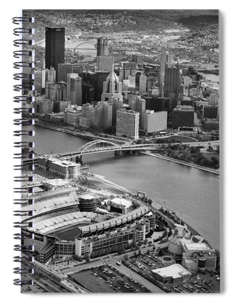 Pittsburgh 9 Spiral Notebook