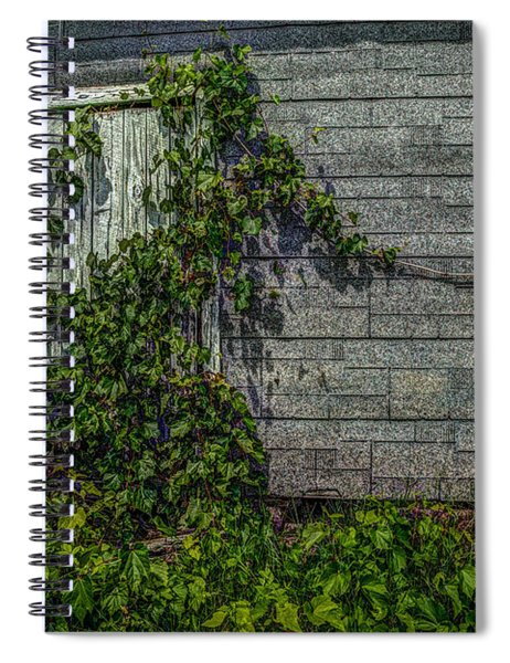 Plant Security Spiral Notebook