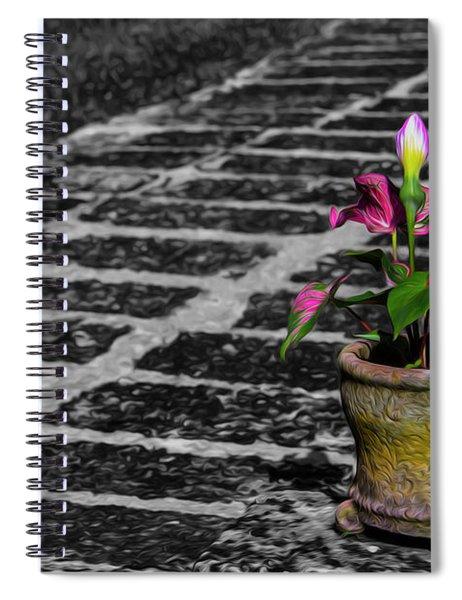 Plant Spiral Notebook