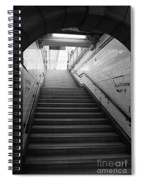 Platform 8 Spiral Notebook