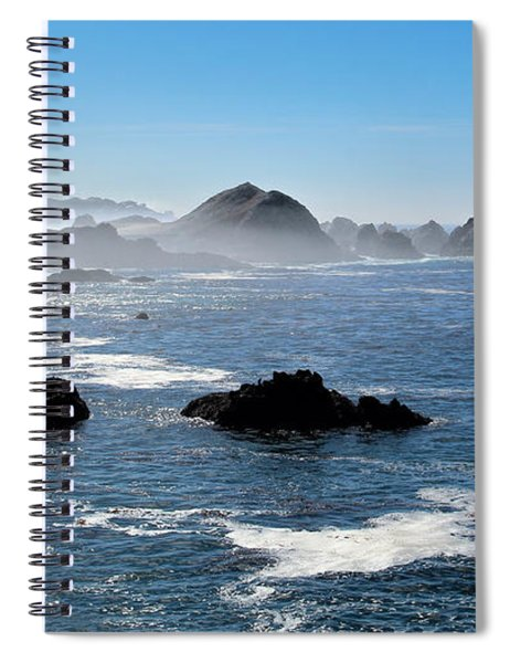Play Misty For Me Spiral Notebook