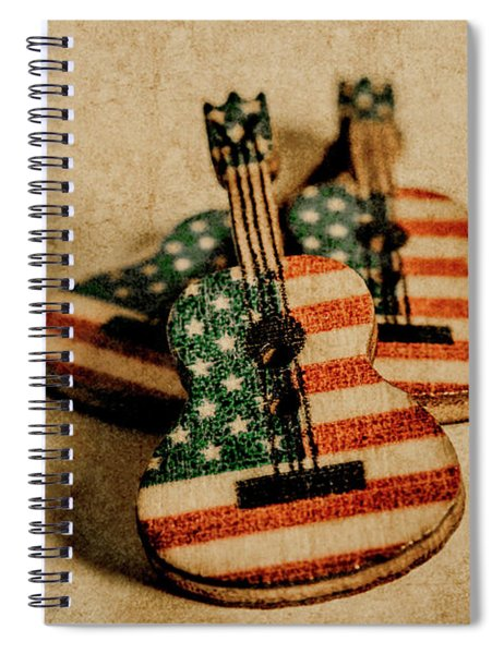 Played In America Spiral Notebook