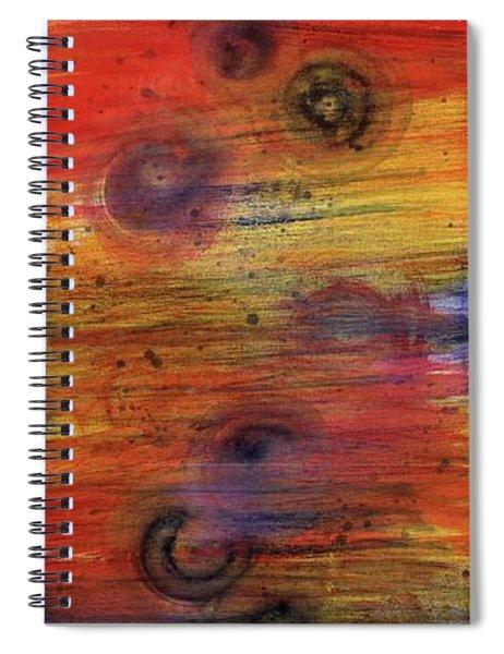 Playtime Please Spiral Notebook