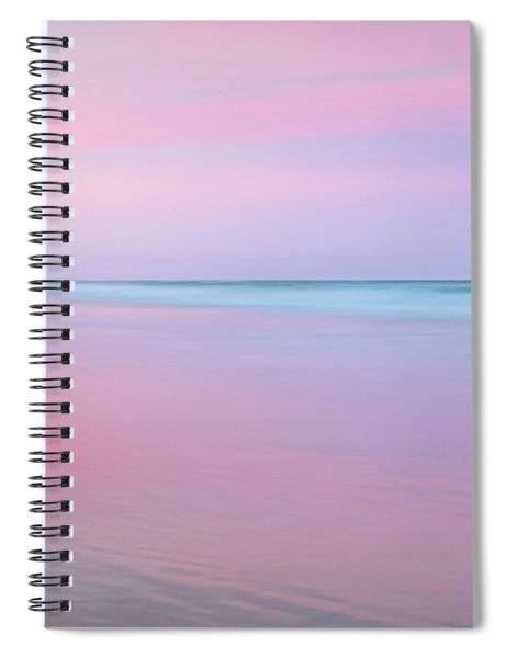 Pleasant Horizons Spiral Notebook