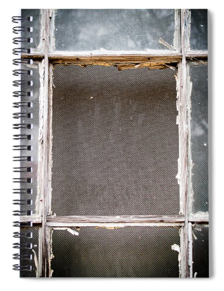 Please Let Me Out... Spiral Notebook