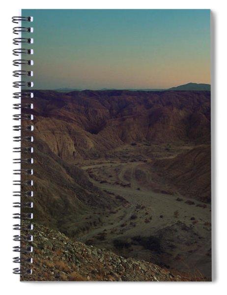 Please Stay Just A Little Bit Longer Spiral Notebook