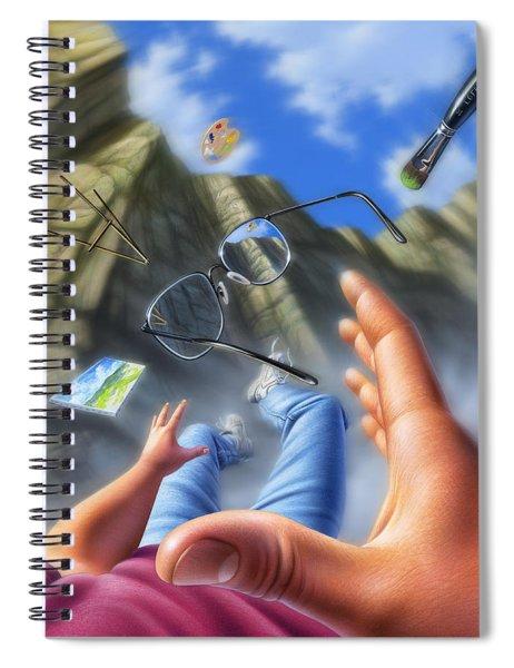 Plein Air Spiral Notebook