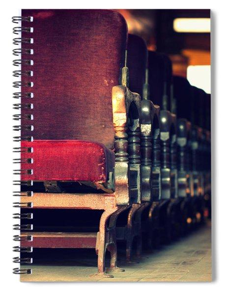 Plush Spiral Notebook
