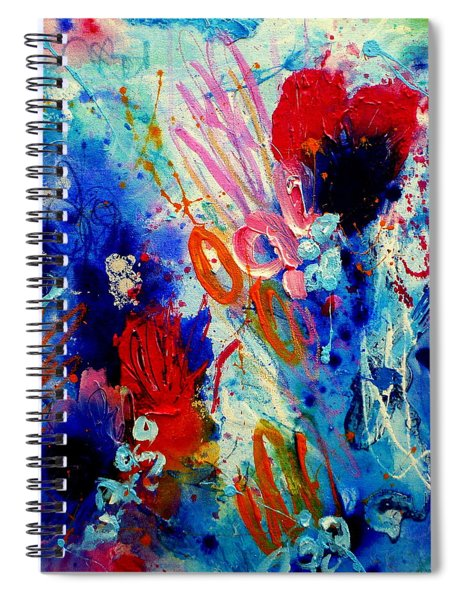 Pocket Full Of Horses 1 Spiral Notebook
