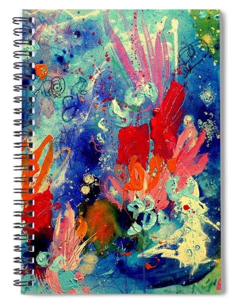 Pocket Full Of Horses 2 Spiral Notebook