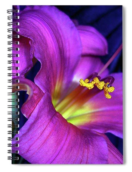 Poignant Spiral Notebook