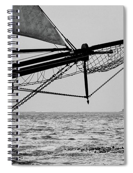 Point Loma Lighthouse Spiral Notebook
