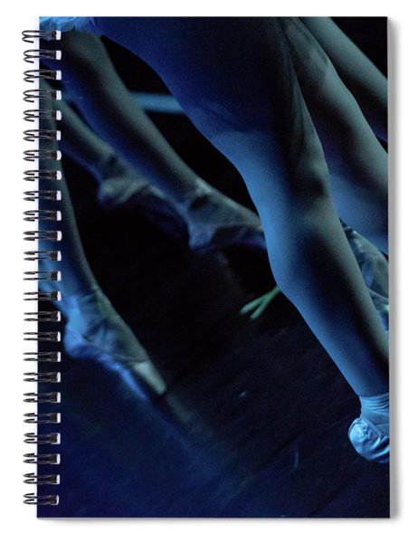 Point Spiral Notebook
