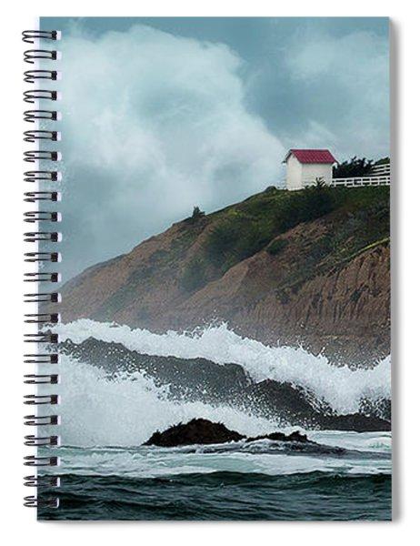 Point San Luis Lighthouse Spiral Notebook