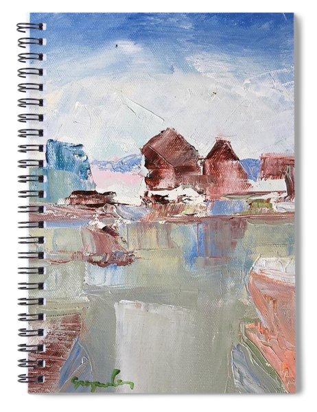 Point San Pablo 2 Spiral Notebook