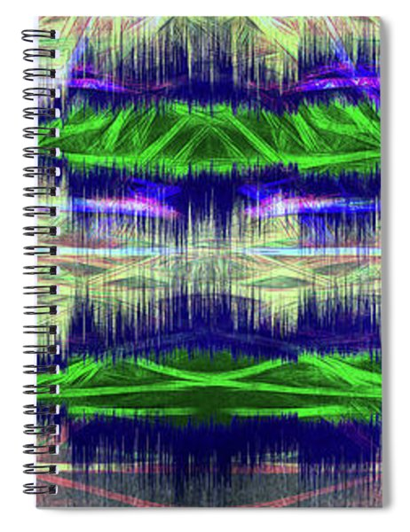 10927 Poison By Alice Cooper Spiral Notebook