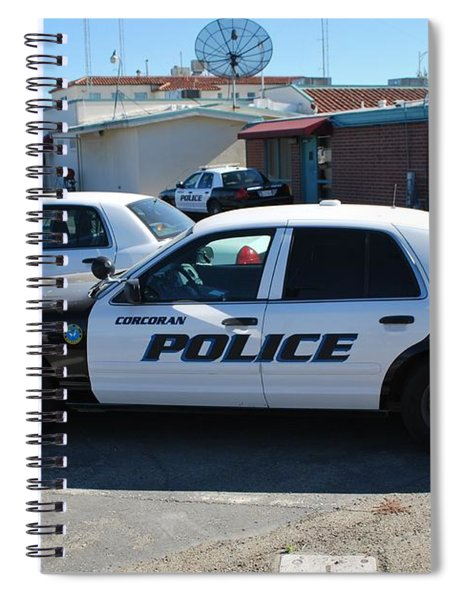 Police Spiral Notebook