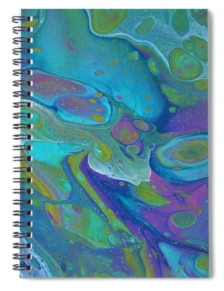 Pond 1 Spiral Notebook
