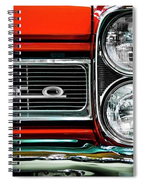 Pontiac Gto Spiral Notebook