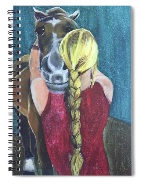 Pony Love Spiral Notebook