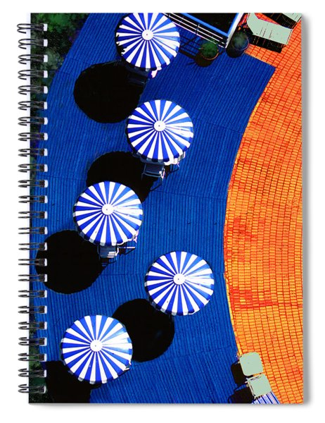 Pool Side Spiral Notebook