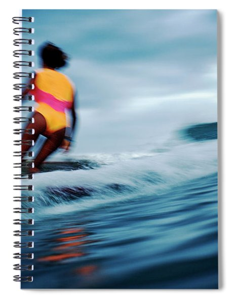 Popsicle Spiral Notebook