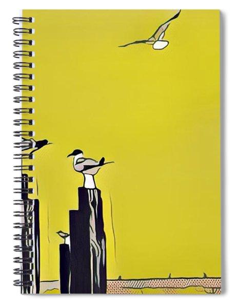 Port A Spiral Notebook