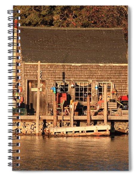 Port Clyde Life 2 Spiral Notebook