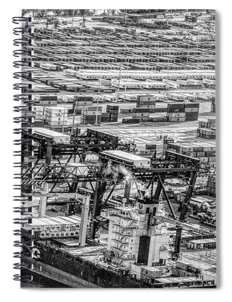 Port Everglades 1 Spiral Notebook