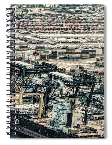 Port Everglades 2 Spiral Notebook
