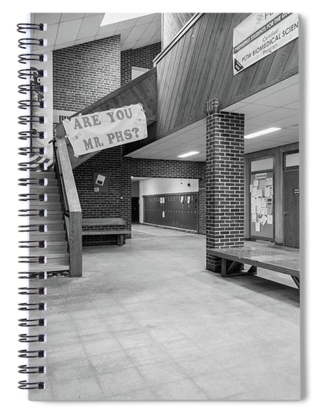 Port Washington High School 22 Spiral Notebook