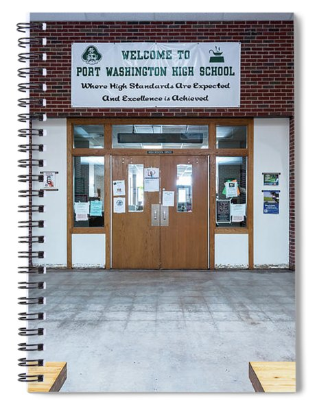 Port Washington High School 23 Spiral Notebook